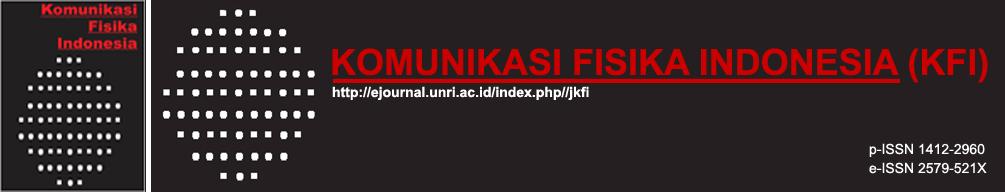 Komunikasi Fisika Indonesia